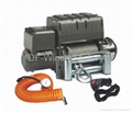 Electric Winch With Air Compressor --SQ12000
