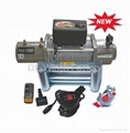 New Electric Winch With 500A solenoid & the latest clutch/gear box assembly--SC12000T