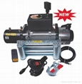 New Electric Winch With 500A solenoid & the latest clutch/gear box assembly--SC9500T