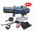 2012 NEW Electric Winch for ATV --P3000-D