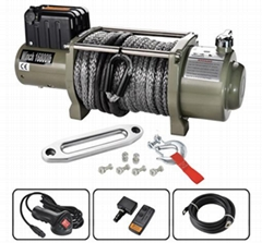 Heavy Duty Electric Winch 16800lb