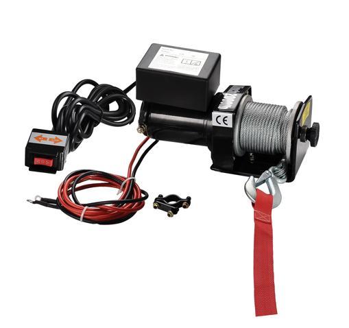 ATV winch 2000LBS