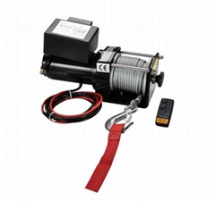 ATV winch(wireless control) 2500LB