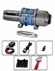 P3500-1W  ATV绞盘 3500LB