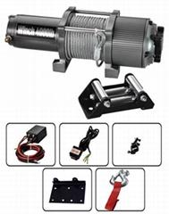 P4000-1D 電動絞盤 4000lb