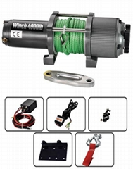 electric winches 4000lb