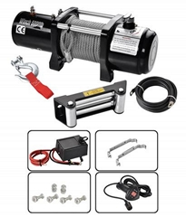Heavy Duty Electric Winch 6000lbs