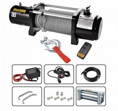 HEAVY DUTY ELECTRIC WINCHES 8500LB