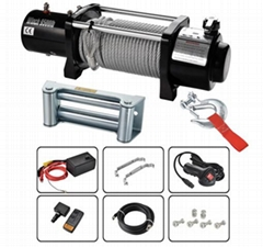 HEAVY DUTY ELECTRIC WINCHES 9500LB (Hot Product - 1*)