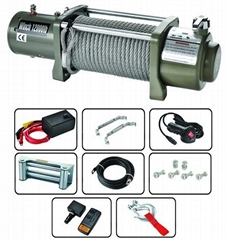 HEAVY DUTY ELECTRIC WINCHES 12000LB (Hot Product - 1*)
