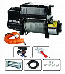Air Compressor Winch 10000lb
