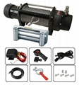 Heavy Duty Electric Winch 12000lbs