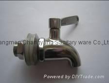 Environmental food grade SUS304 Stainless steel Faucet of beer