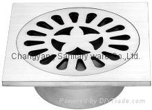 ChangYang CY-90001 SUS304 Precision casting floor drain