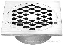ChangYang CY-90003 SUS304 Precision casting floor drain floor drain