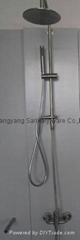 ChangYang CY-51002 304 Stainless steel Cold and Hot Shower faucet