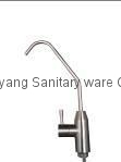 Environmental friendly SUS304 Stainless steel Cold water kitchen faucet