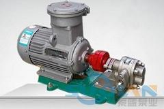 供应索蓝 KCB-200齿轮式输油泵
