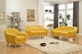 Fabric Living Room  Sectional Sofa Sets