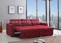 Sectional Sofa with storage cabinet  3