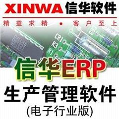 LED灯饰节能照明ERP生产管理系统