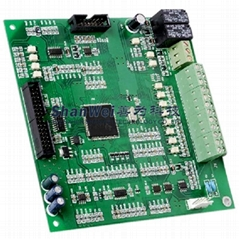 OEM PCBA,Industrial cabinet interface board, SMT turnkey manufacturing PCB