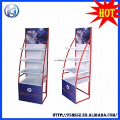 China pop up metal grocery shelf HS-ZS2