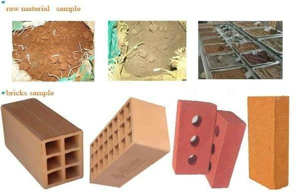 Germany technology hollow brick making machine vp50 - Tipos de ladrillos ...