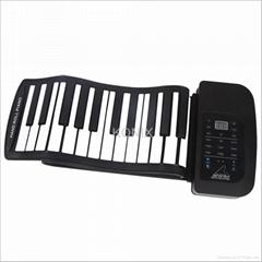 Konix 61 key flexible keyboard portable piano PA61
