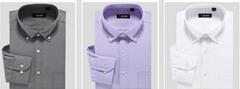 2015 new fashion casual men shirt long sleeve cutton spring autumn