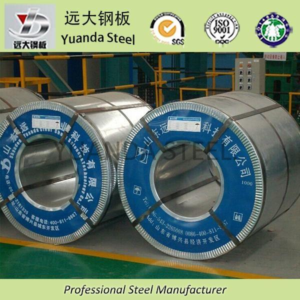 0.15-1.3mm*800-1250mm galvanized steel coils GI steel  2