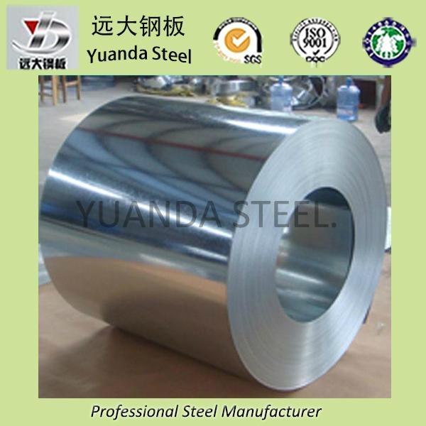0.15-1.3mm*800-1250mm galvanized steel coils GI steel  1