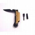 multi purpose rescue pocket  knife tool