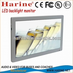 19.5 inch fixed led backlight waterproof lcd monitor