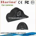 Waterproof IP68 night vision car rear