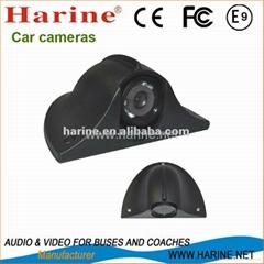 Waterproof IP68 night vision car rear view system bus rearview camera