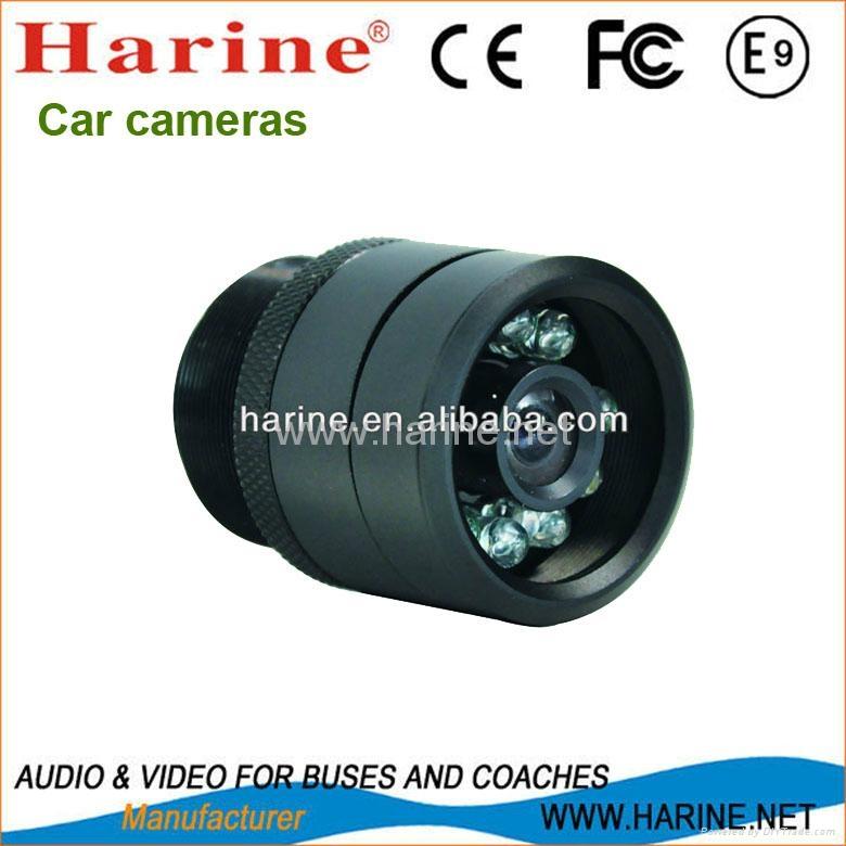 Professional manufacturer of Waterproof IP68 IR CCD car rearview camera 1