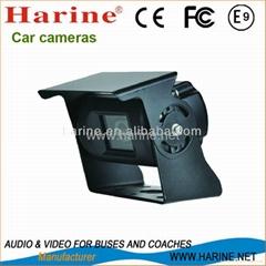 Harine supply vehicle IP68 waterproof 300mA best rear view camera
