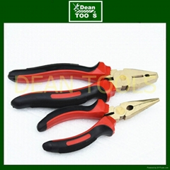 non sparking combination pliers 8""