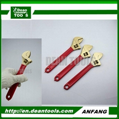 non sparking adjustable wrench