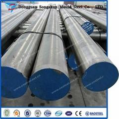 JIS SKD61 Steel, Sae H13 Rolled Steel, 1.2344 Steel Rod Price