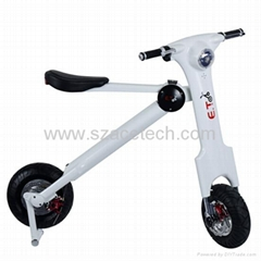 Electric motorcycle scooter electric bike