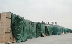 Pvc Coated Tarpaulin for Cargo Covering