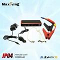 mini car jump starter 12000mAh multi-function car battery jump starter power