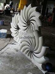 .不鏽鋼鍛造風車製作