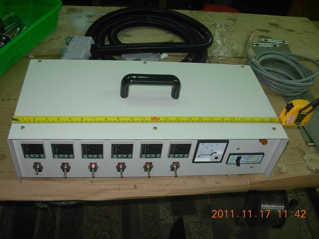熱澆道溫度控制器6點 2