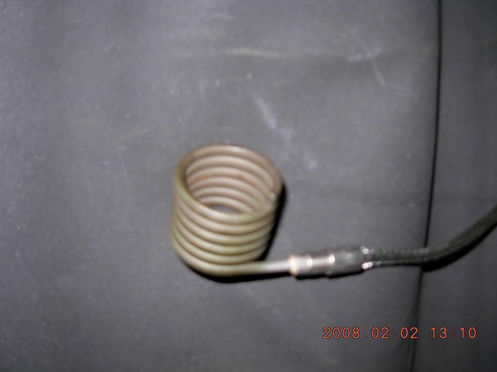 A5 方型 圆型 扁型电热管D3.2D3.8D4.5D5.0 4