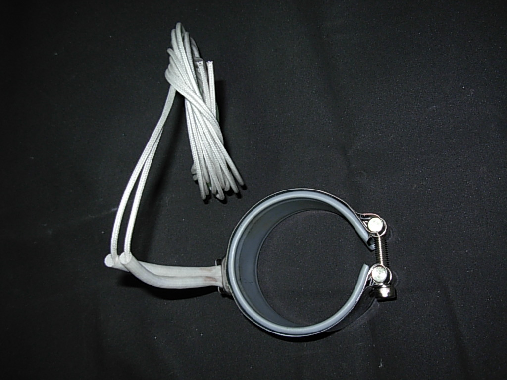 A6 一般熱膠道用(直徑25mm起)電熱圈用100-300度 1