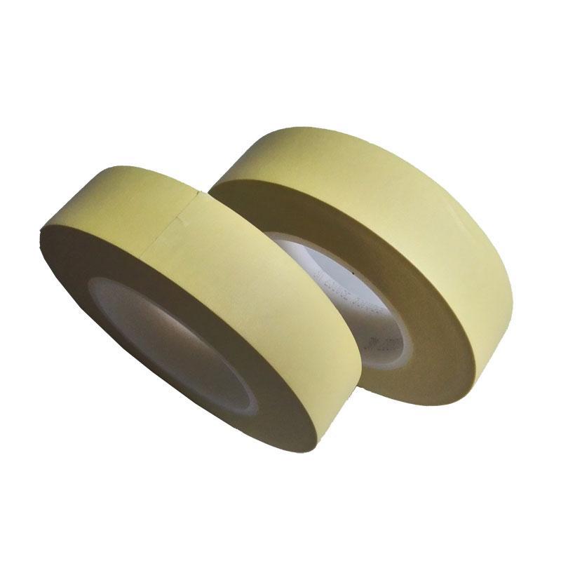 3M 2310SE美紋紙可書寫遮蔽噴塗塑料管芯耐高溫黃色膠帶 3