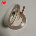 原装正品3M1182/1183铜箔胶带 双面导电铜箔胶带电器电子电磁干扰屏蔽 5